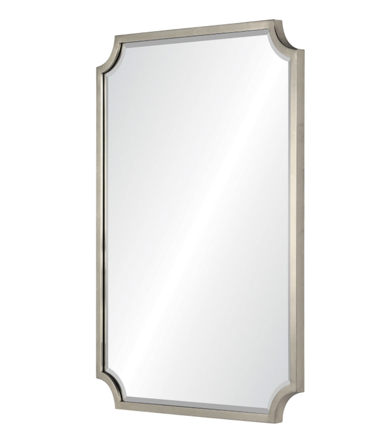 Plated Mirror- Silver