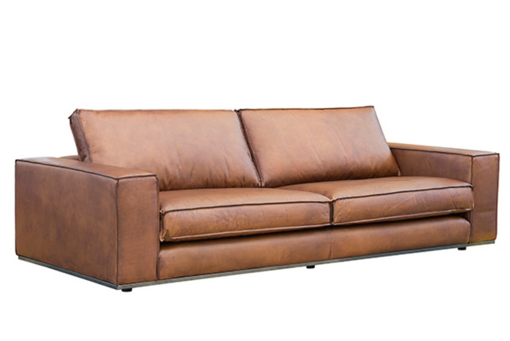 Alyssa Leather Sofa