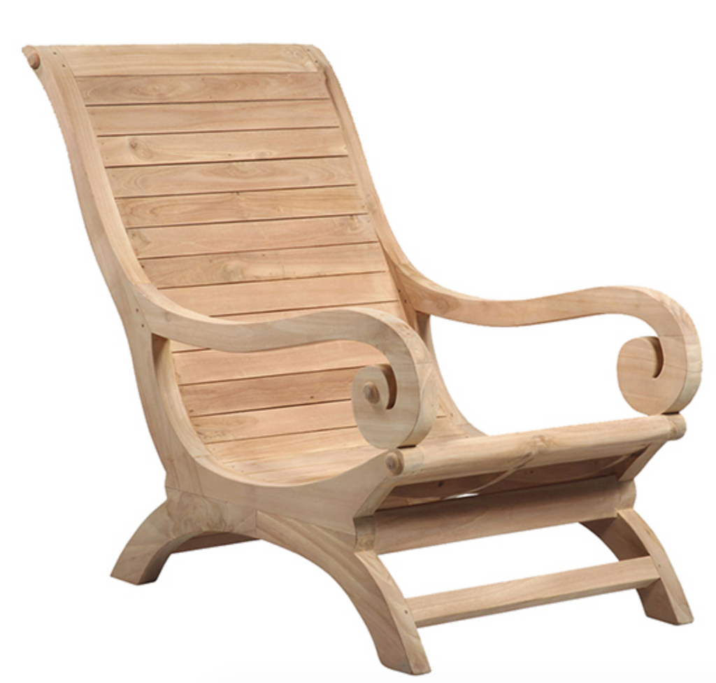 Tomas Outdoor Lounge Chair