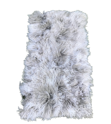 Curly Tibetan Lamb Throw- 6 Color Variants