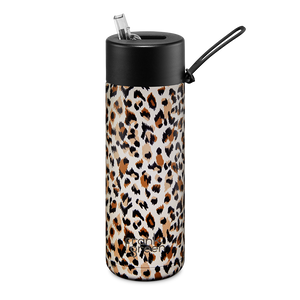 "Wild Ones ""Savannah"" Ceramic Reusable Bottle 20oz / 595ml"