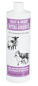 Nutridrench Sheep & Goat