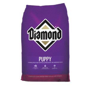 Diamond Puppy Dog Food 40#