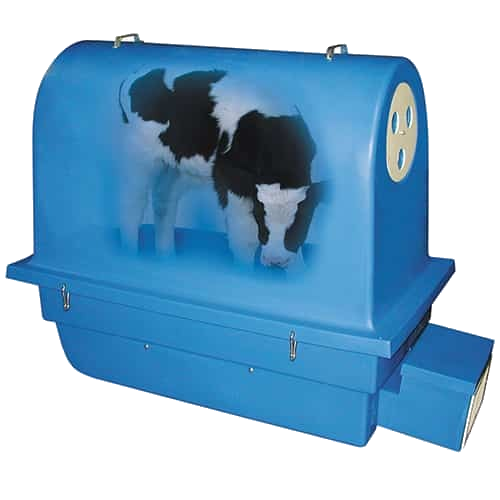 Calf Warmer Box
