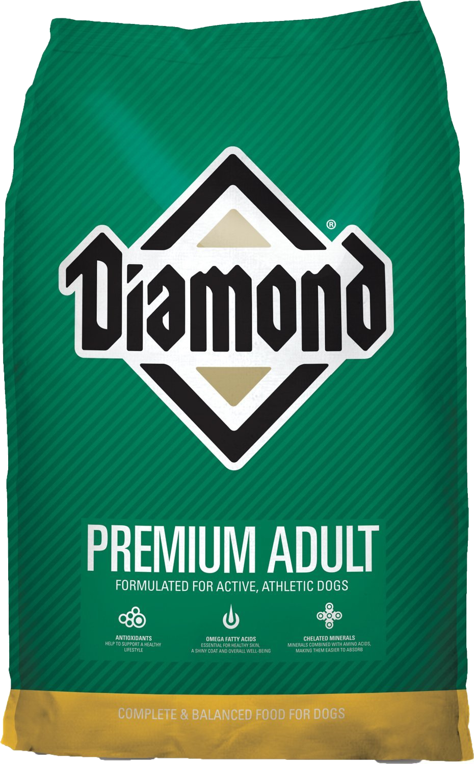 Diamond Premium Dog Food 50#