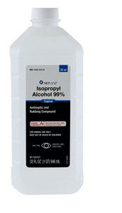Isopropyl Alcohol 99% - Quart
