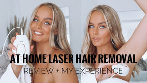 MySmoothSkin IPL Hair Removal Review + Experience by @SaylaDean