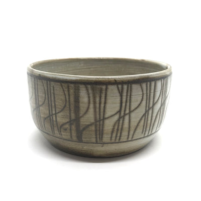 Stoneware Bowl by Dominique Pouchain