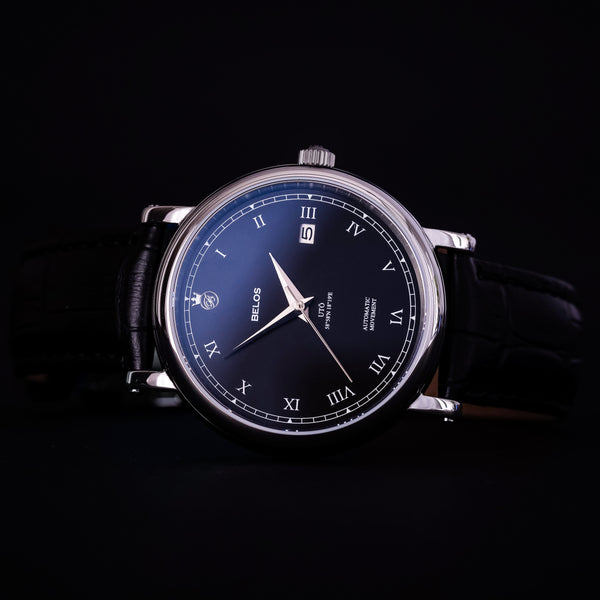 Utö Automatic 40 - Black Steel