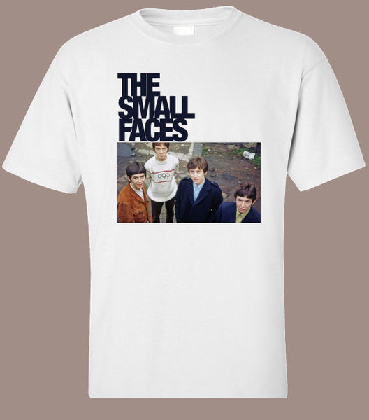 THE SMALL FACES band 1960s Cool Tshirt Mod Shirt - retro mens clothing vintage menswear mens fashion style