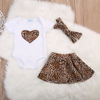 Little Leopard Love - Baby Bodysuit | Australia - Baby Swagsies