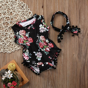 Little Summers Day - Baby Bodysuit | Australia - Baby Swagsies