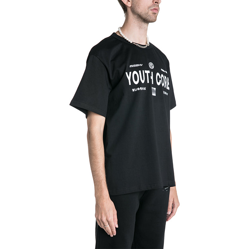 MISBHV 19F/W Youth Core T-shirt