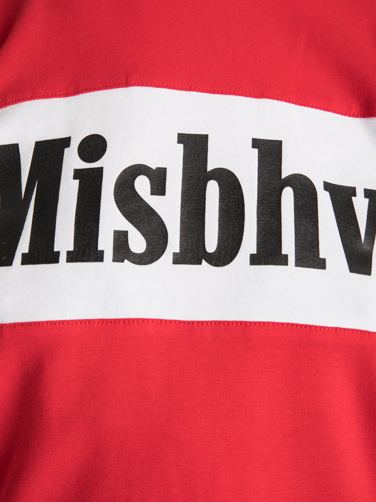 MISBHV 19F/W Yankee Fitted T-shirt