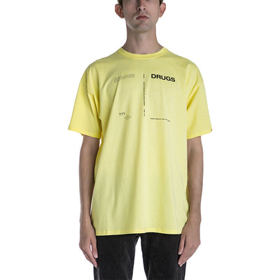 Raf Simons Drugs T-shirt