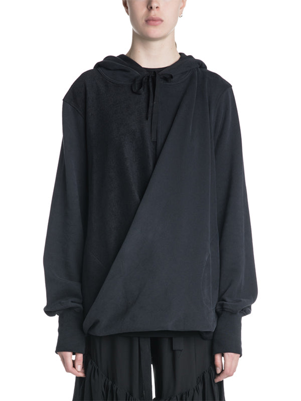 Ann Demeulemeester 19F/W Grimm Hoodie