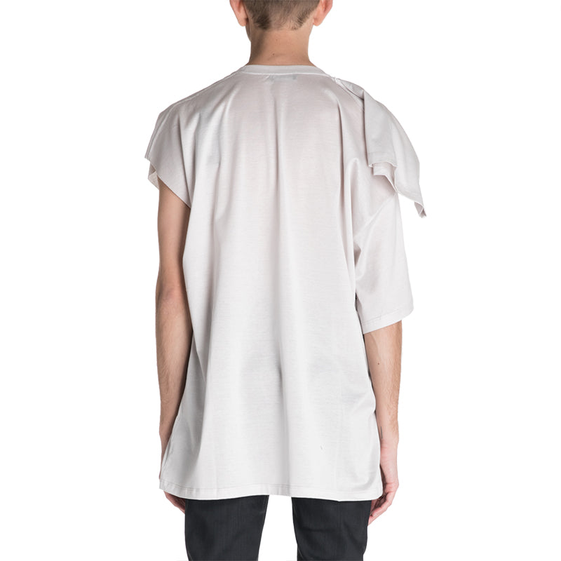 Raf Simons 19S/S T-shirt with Displaced Sleeve