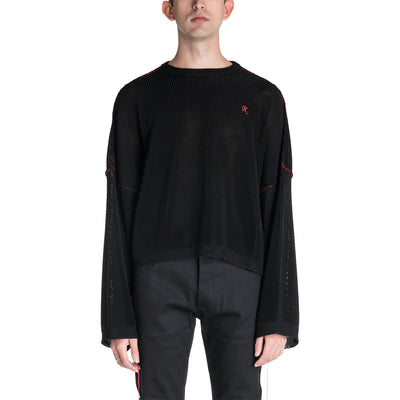 Raf Simons 19S/S Cropped Sweater
