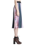Ssheena 19F/W Multi-color Skirt