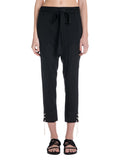 Ann Demeulemeester Lightlaine Knot Trousers