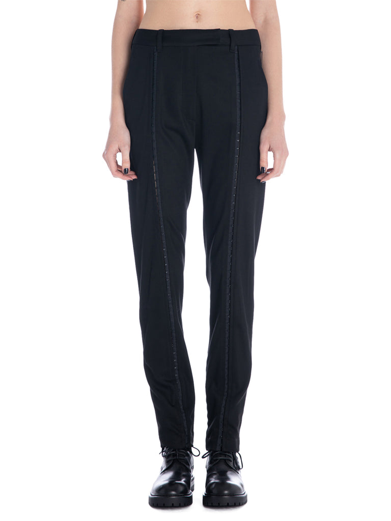 Ann Demeulemeester Amedeo Hook Trousers