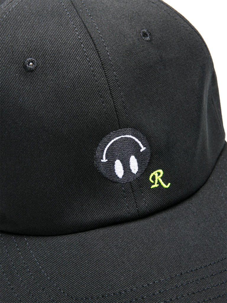 Raf Simons Smiley Embroidered Cap