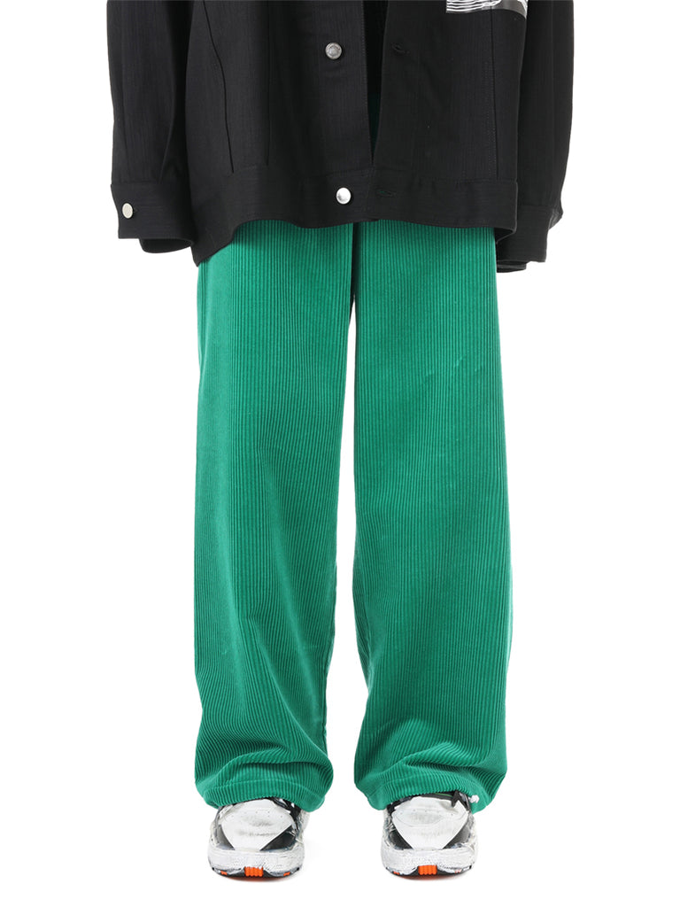 Raf Simons Classic Track Pants In Green