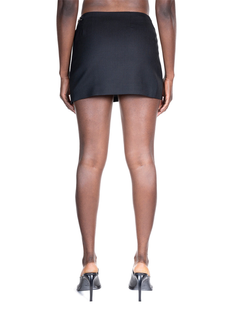 1017 Alyx 9SM Mini Skirt with Cube Chain