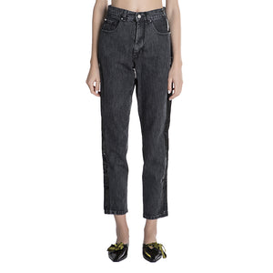 MISBHV Wet Print Denim Trousers