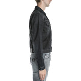 Marcelo Burlon Vintage Wash Denim Jacket