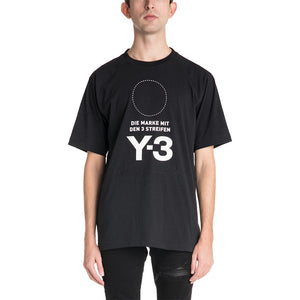 Y3 Basic Logo T-shirt