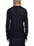 Rick Owens DRKSHDW Level Long Sleeve