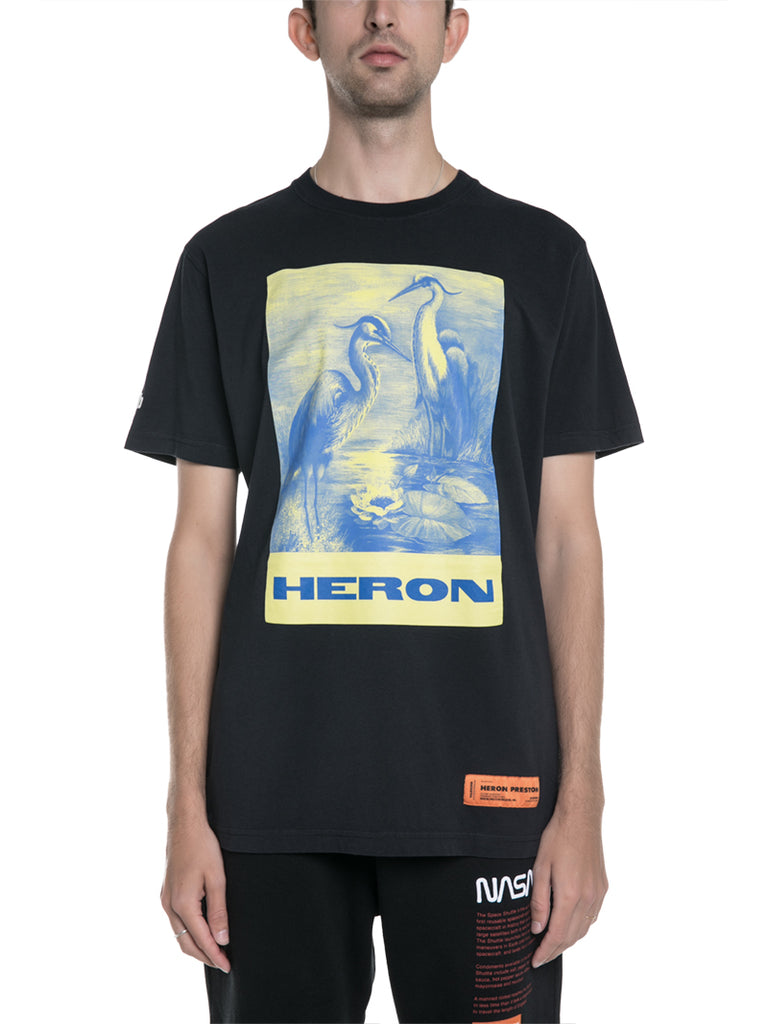 Heron Preston 19F/W Heron Paint Regular T-shirt