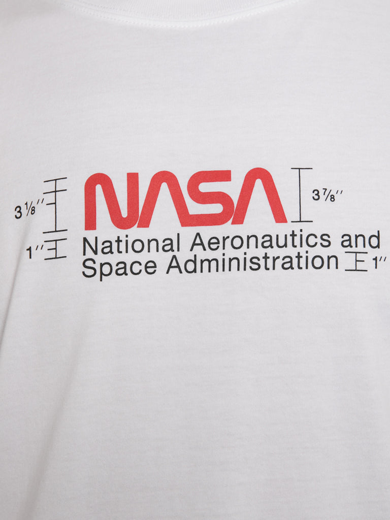 Heron Preston 19F/W NASA Manual Regular T-shirt