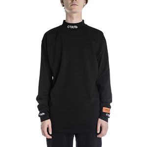 "Heron Preston ""Style"" Turtle-neck Ts-shirt"