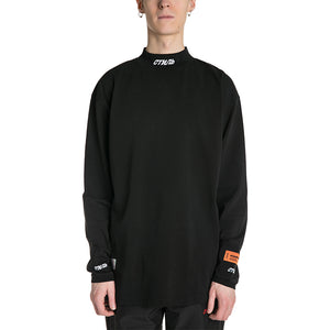 Heron Preston 19S/S CTNMB Turtleneck T-shirt