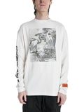 Heron Preston Heron Birds Long Sleeve Tee