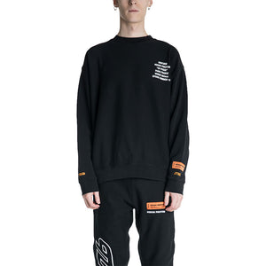 Heron Preston 19S/S Metal Worker Crewneck T-shirt