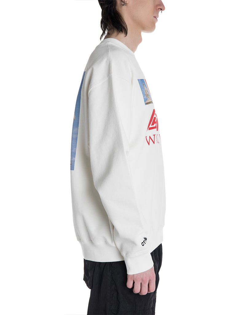 Heron Preston Work Wear Crewneck