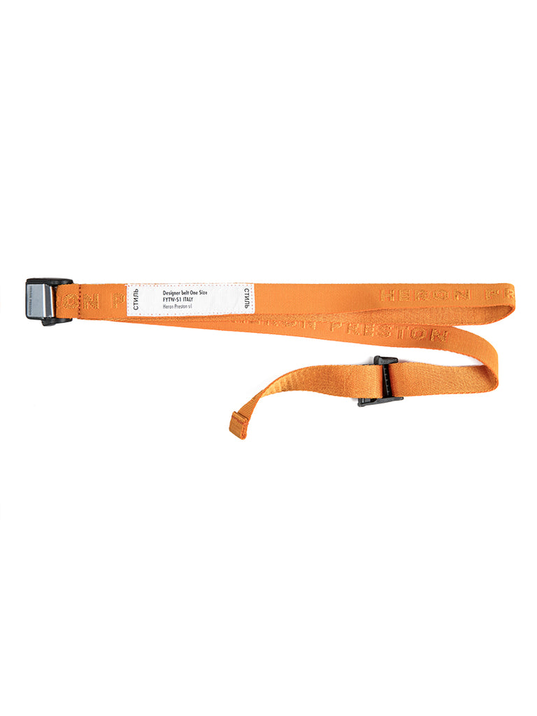 Heron Preston Slim Magnetic Belt