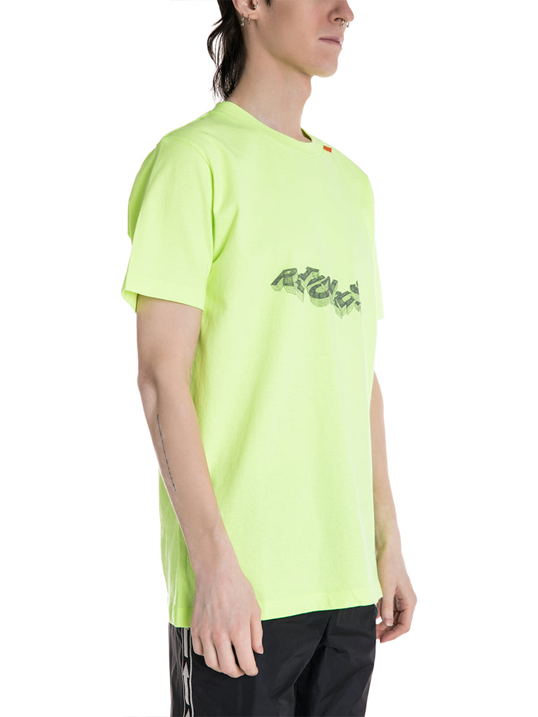 OFF-WHITE c/o Virgil Abloh 3D Pencil Slim Fit Tee