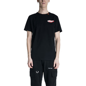 OFF-WHITE C/O VIRGIL ABLOH 19S/S Split Logo Slim T-shirt