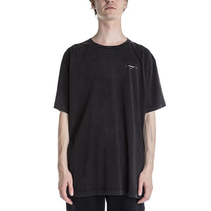 Off White 3D Line Oversized Tee