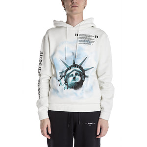 Off White Liberty Hoodie