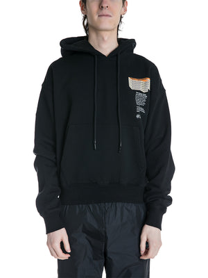 "OFF-WHITE c/o Virgil Abloh ""Rationalism"" Building Hoodie"