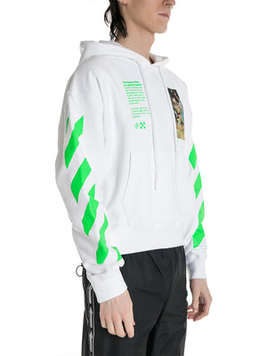 OFF-WHITE c/o Virgil Abloh Pascal Painting Hoodie