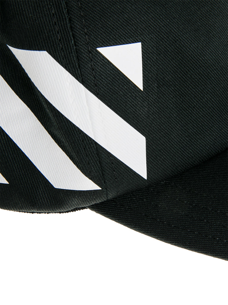 Off-White c/o Virgil Abloh Diag Striped Baseball Cap