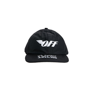 Off White Cap