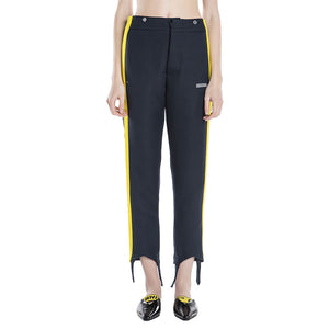 Off White Equestrian Pants