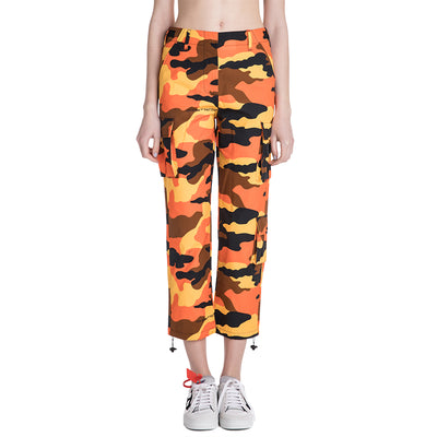 OFF-WHITE C/O VIRGIL ABLOH Camou Cargo Pant